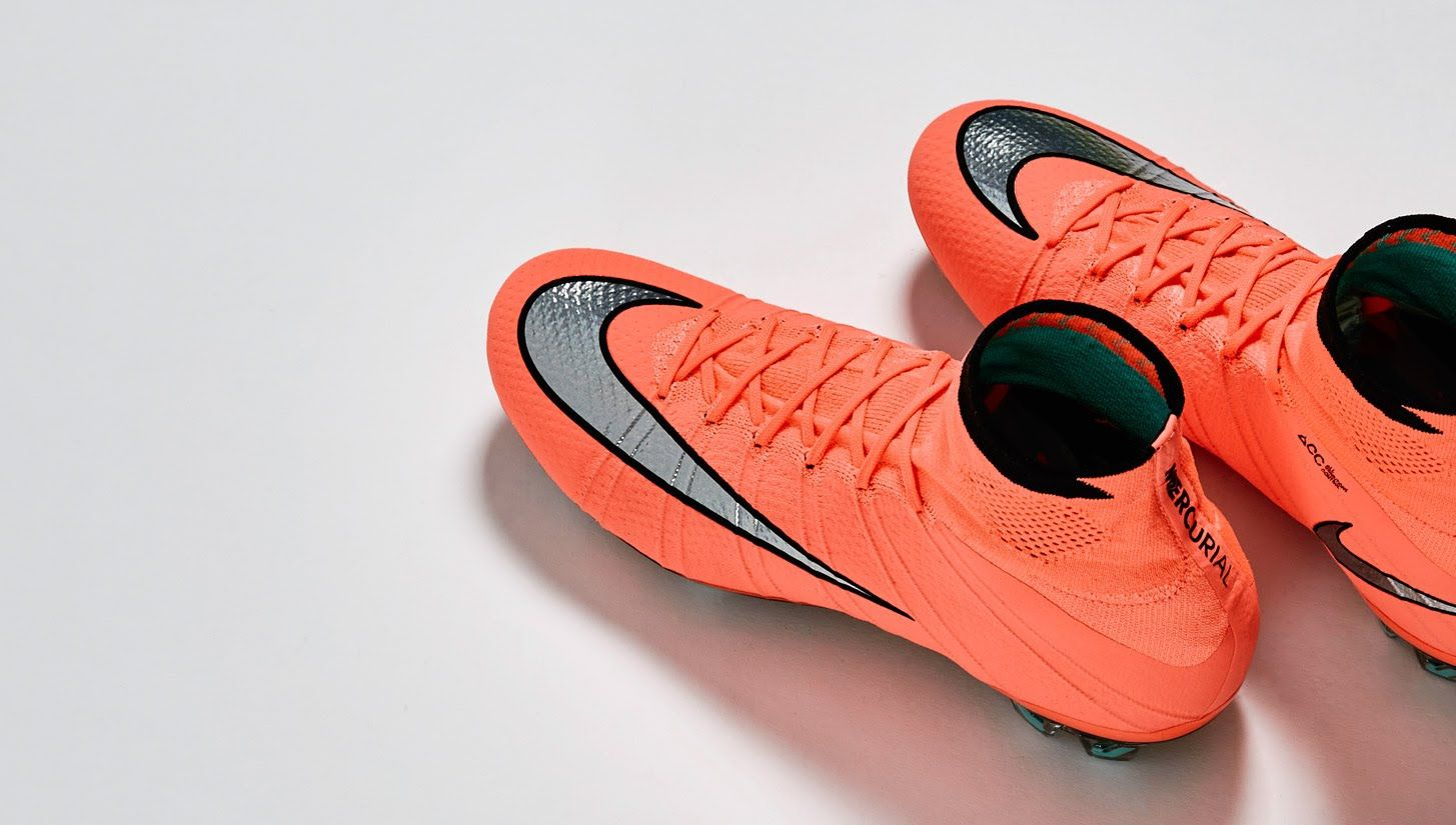 Nike Mercurial Superfly IV Mango Part of Flash Pack