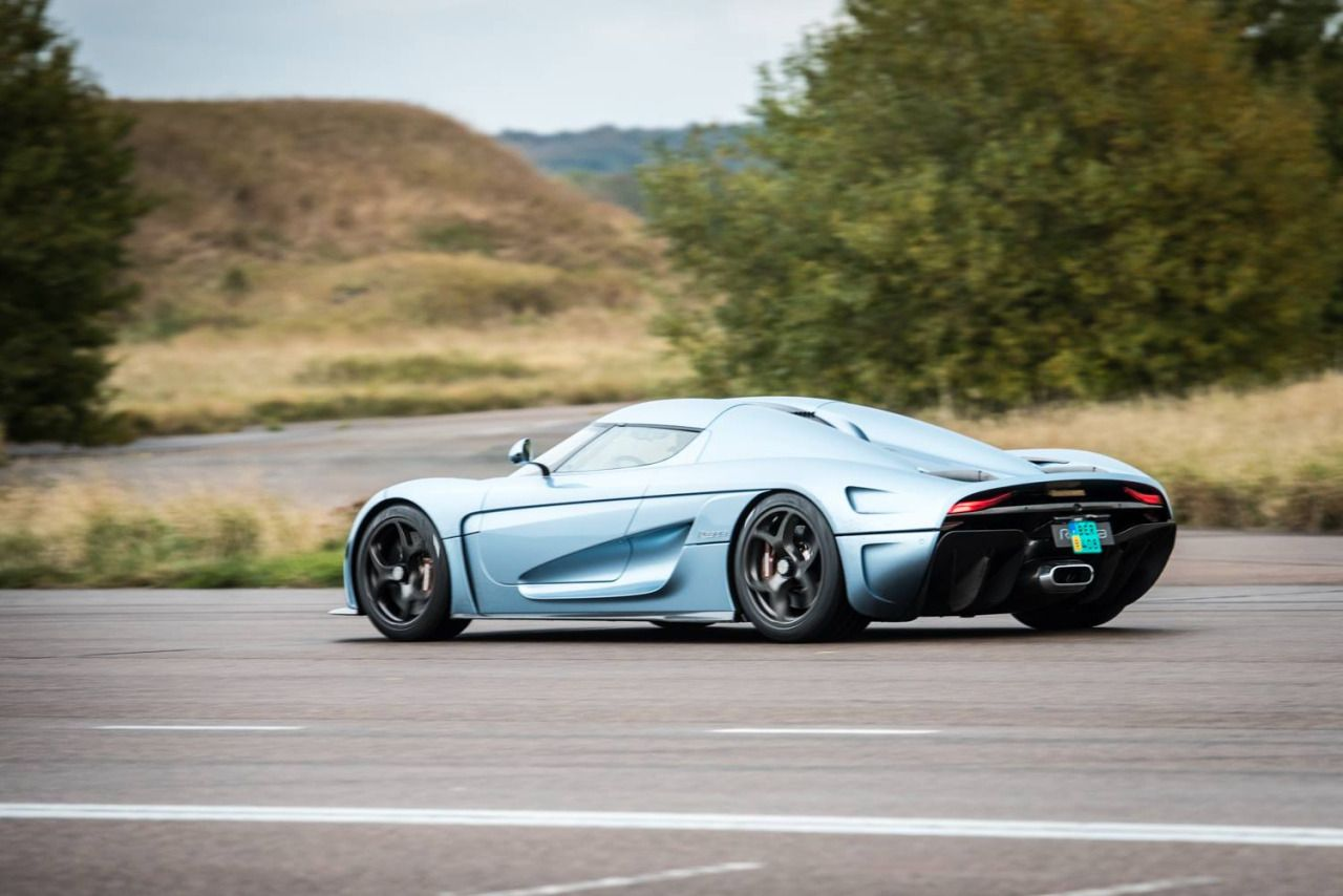 #Koenigsegg #Regera