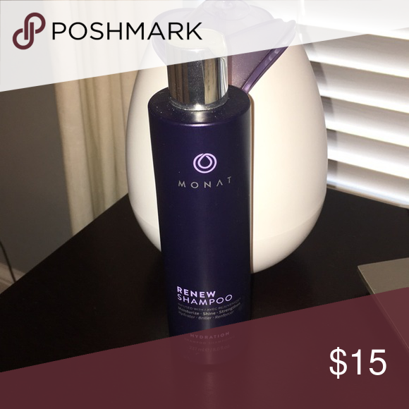 Cabinet Renewal Products: Monat- Renew Shampoo This Shampoo Is A Little Over Halfway