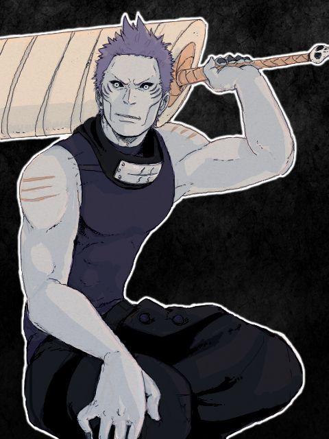 Kisame Hoshigaki Anime Naruto Naruto Akatsuki