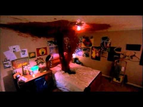 Johnny Depp Horror Scene From A Nightmare On Elm Street 1984 One