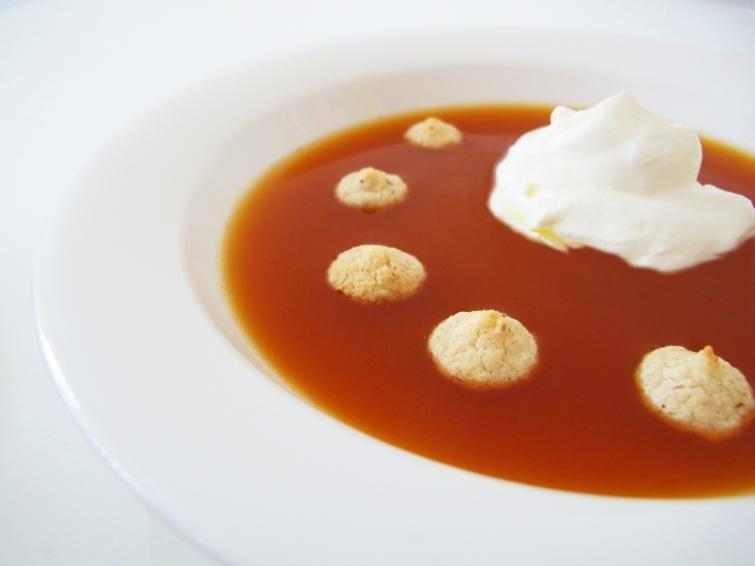 "The Swede's Natural ""Flu Shot"" - Rose Hip Soup (Nyponsoppa)"