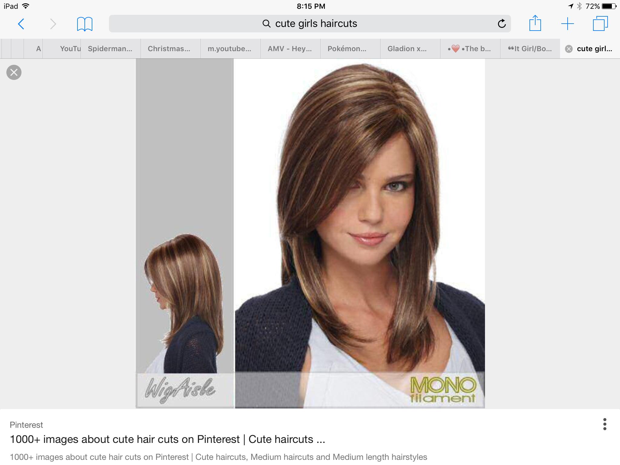 Pin By Shannan Adamski On Haircuts Pinterest Haircuts