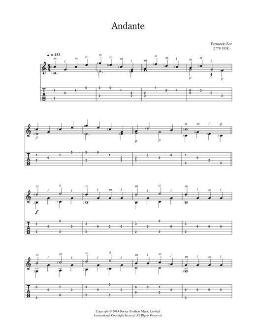 partition guitare classique