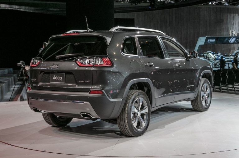 2019 Jeep Grand Cherokee Limited Review And Specs Car Gallery