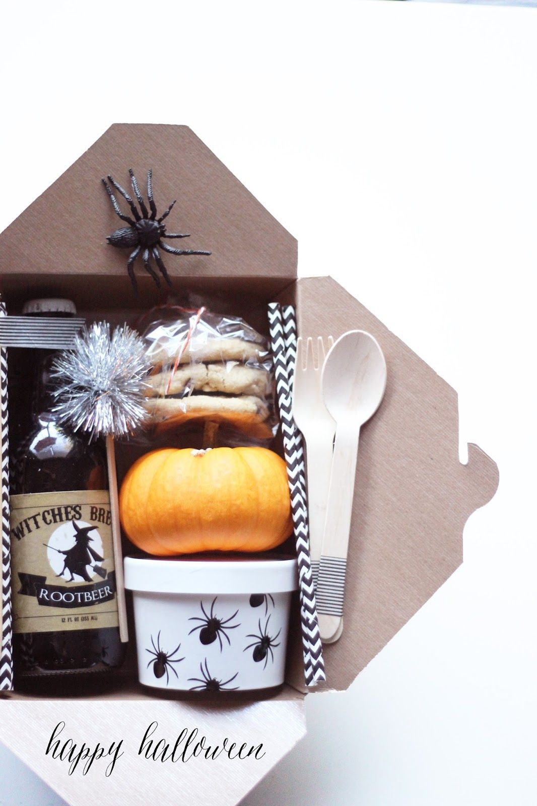 TRICKORTREAT (With images) Diy halloween gifts