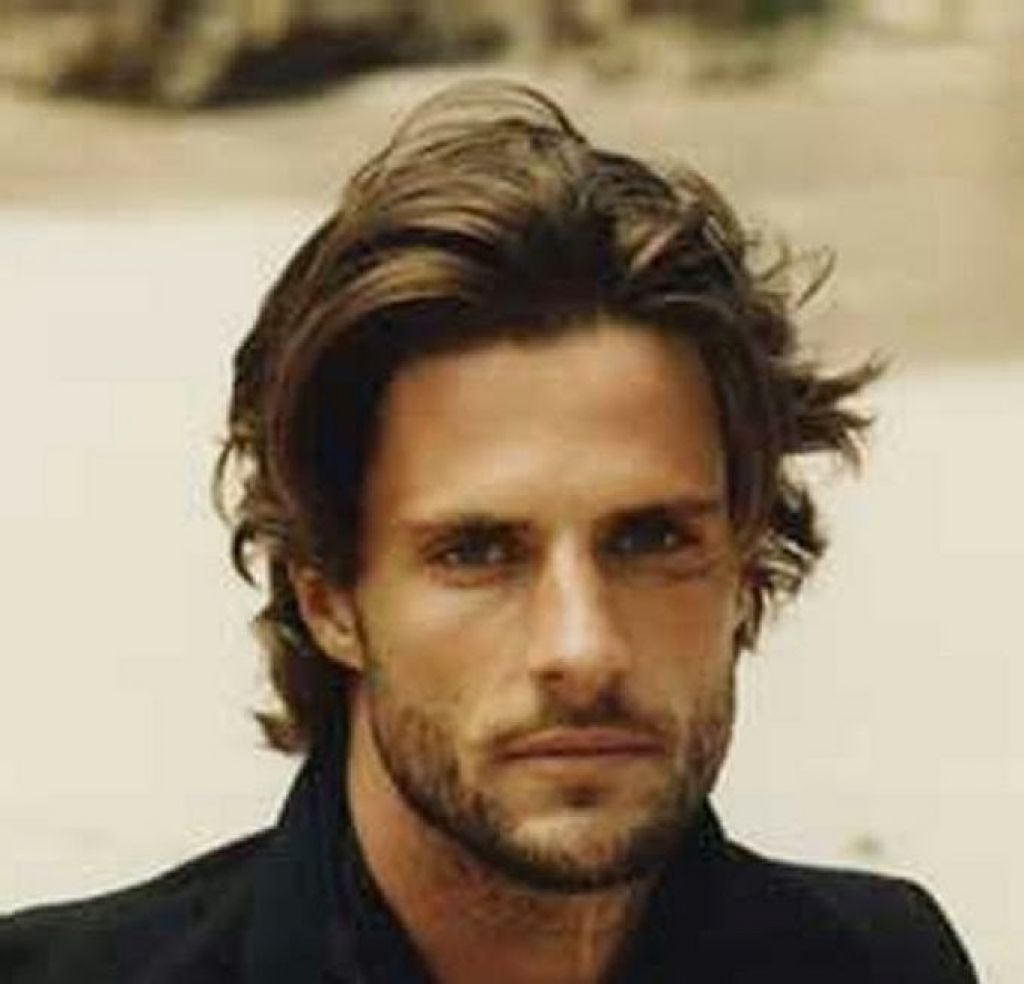 Fantastic medium length mens hairstyles the top reference short