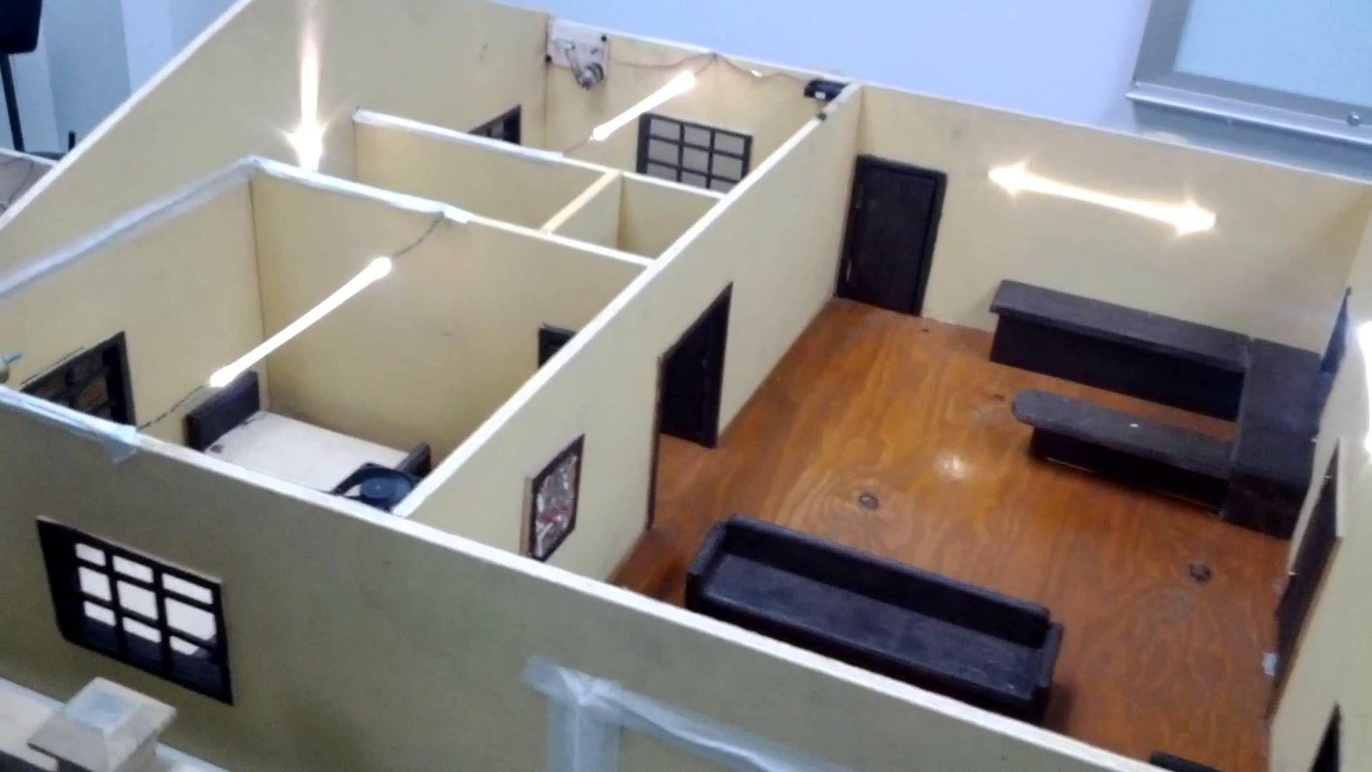Casa Domotica con Arduino, raspberry pi, plc ,server php