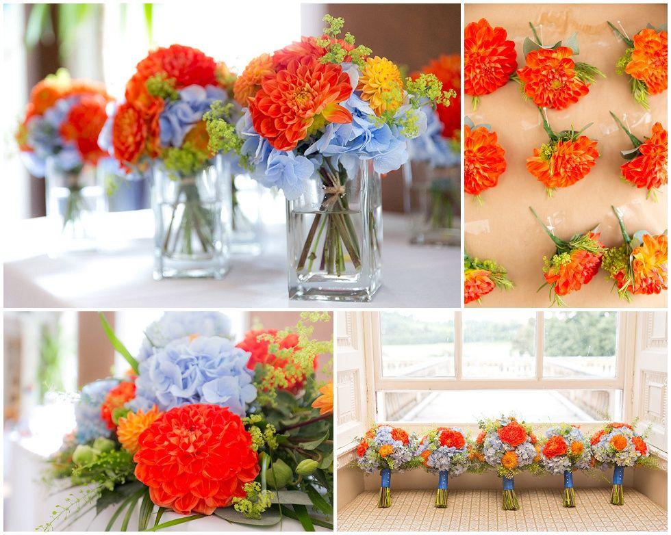 Colwick Hall Wedding 5 Flowers