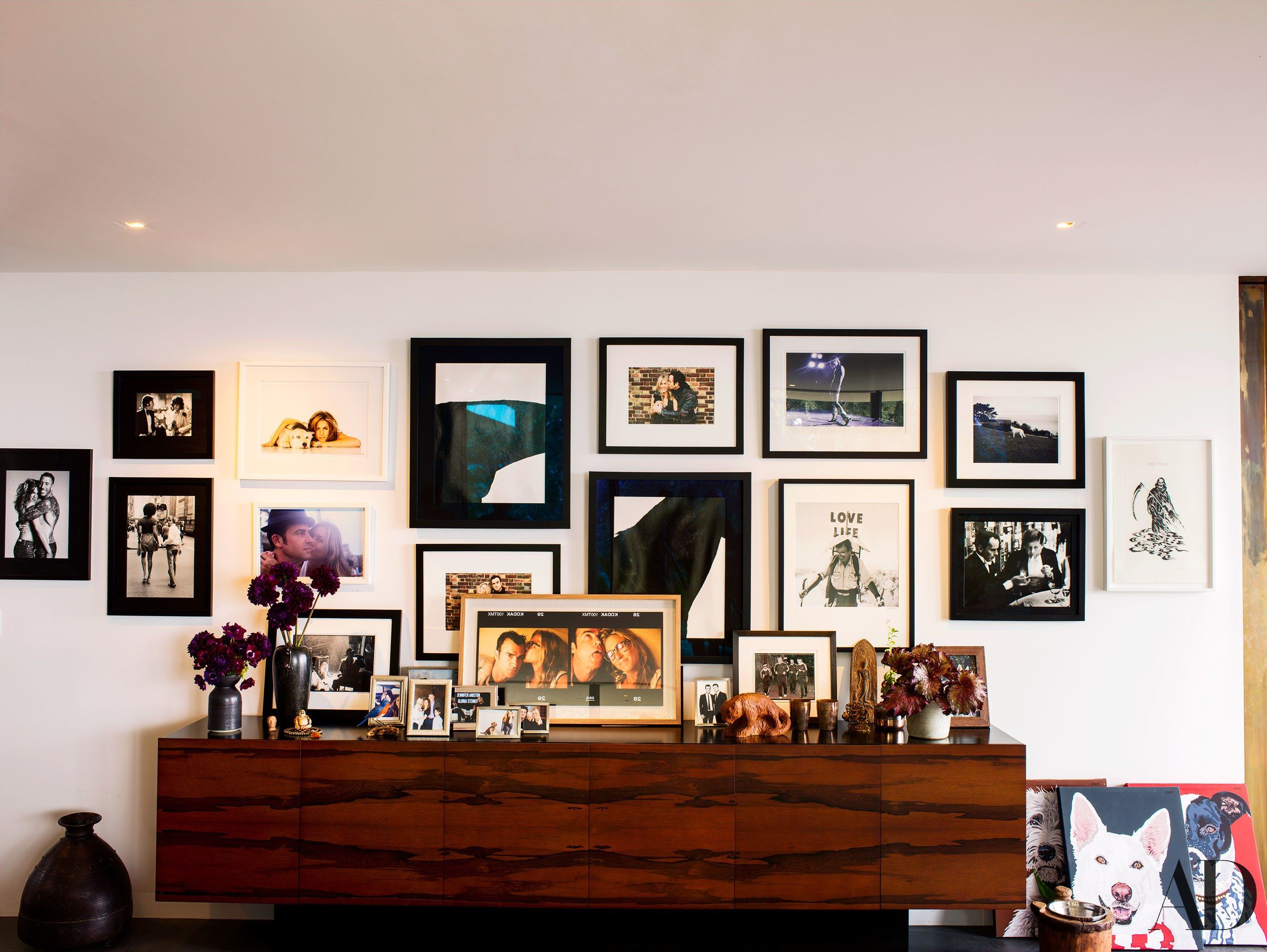 Check Out Jennifer Aniston and Justin Theroux\'s L.A. Home ...