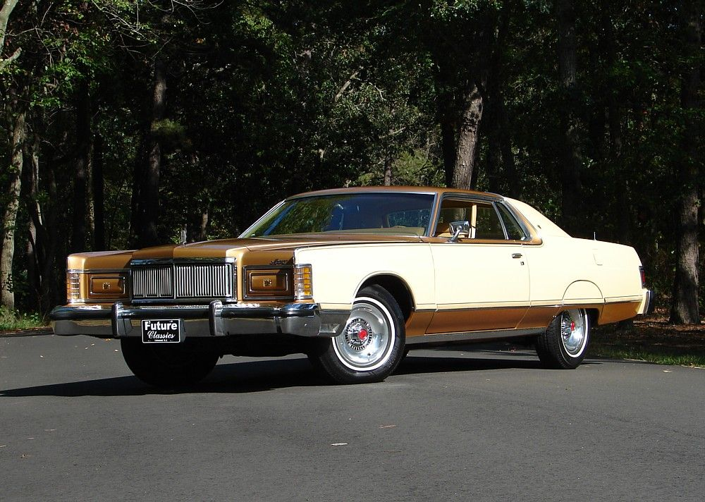 1978 Mercury Grand Marquis | Cars I\'d love to own but don\'t ...