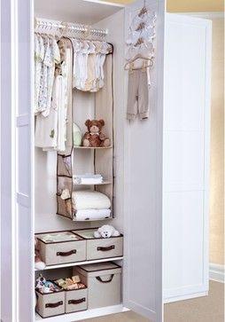 Delta Deluxe 100 Piece Nursery Closet Storage Set Contemporary Closet Organizers Buy Buy Baby Nursery Closet Toddler Closet Baby Room Closet