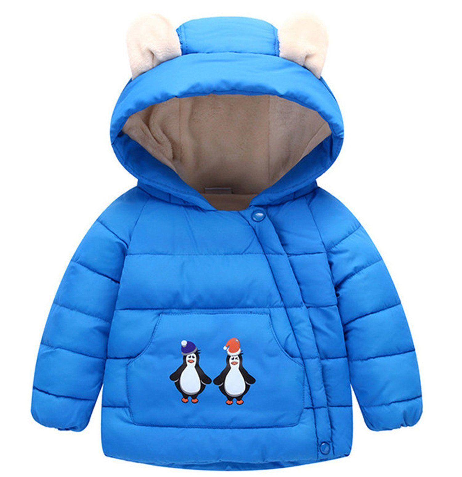 44028fef1941 Felds Winter Jackets Kids Baby Boys Jacket Outerwear Coats Children ...