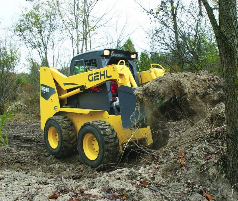 Gehl S 6640E Skid Steer Products I Love Monster Trucks