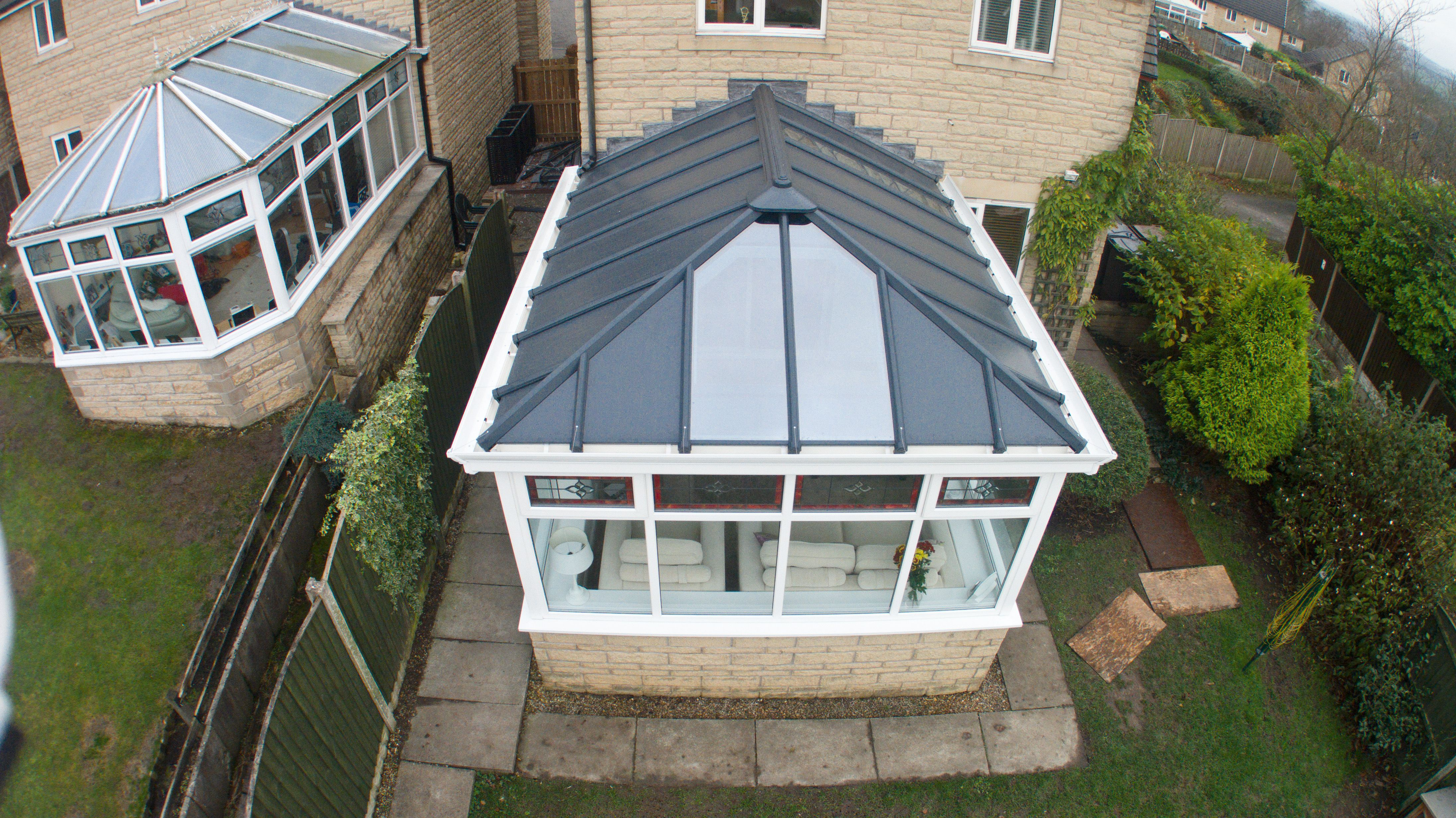 Thermally Efficient Replacement Conservatory Roofs By Ultraframe Conservatory Roof Replacement Conservatory Roof Conservatory Design