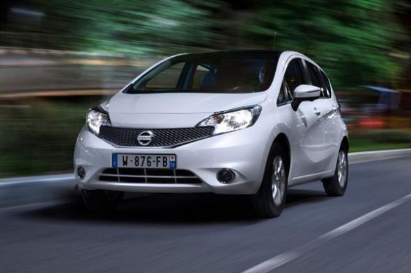 Iste 2014 Car Of The Year Adaylari Nissan Note Arabamhaber