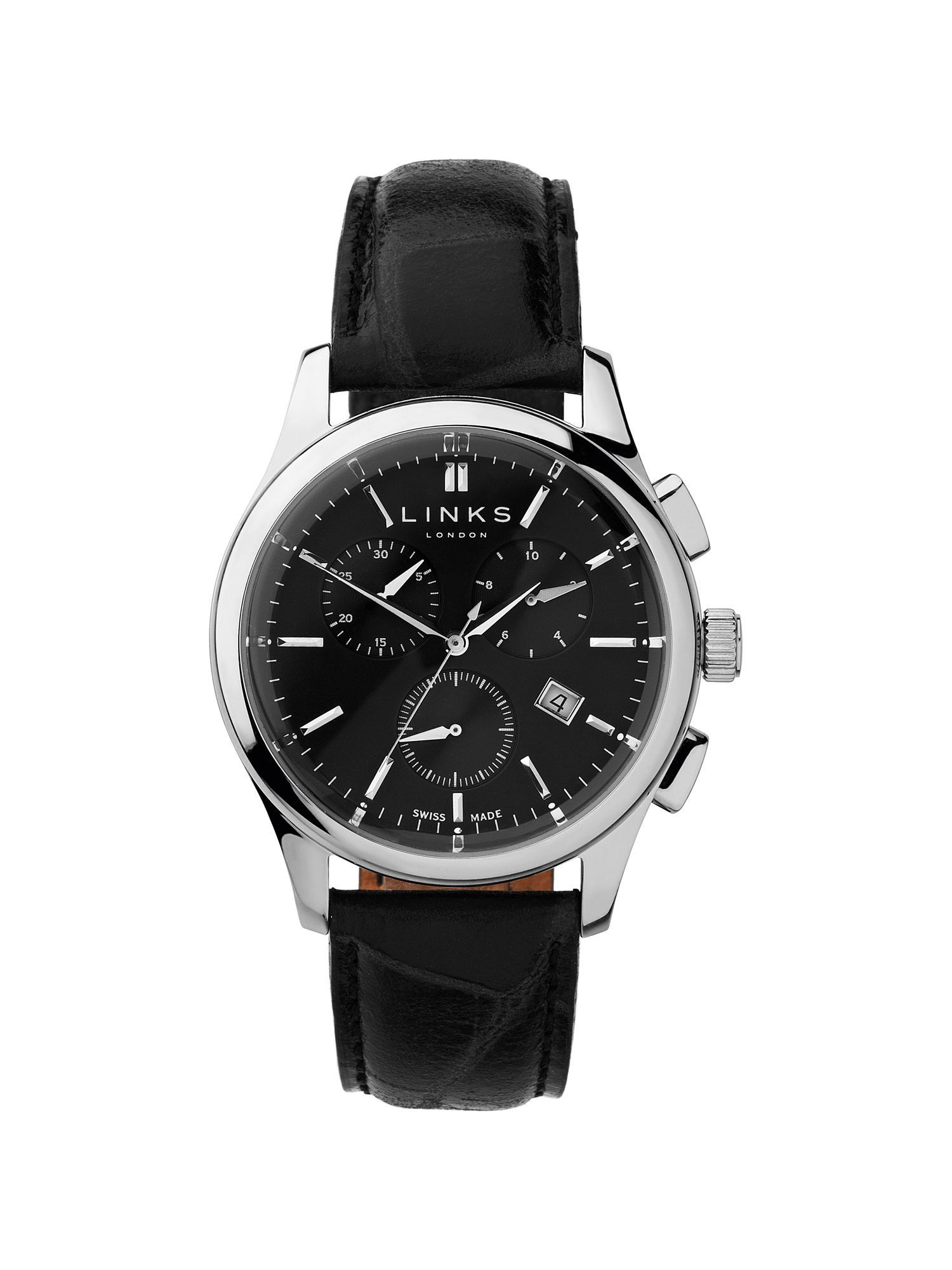 Explore Links Of London, Vouchers Uk, and more! Links of London Regent  Black Dial Chronograph Watch ...