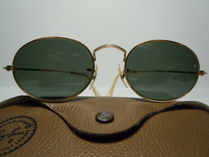 e2ca8d5477 Catawiki, pagina di aste on line RAY-BAN Classic Collection 1 Arista By B&L
