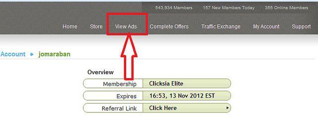 clicksia, clicksia stats, clicksia account, online job