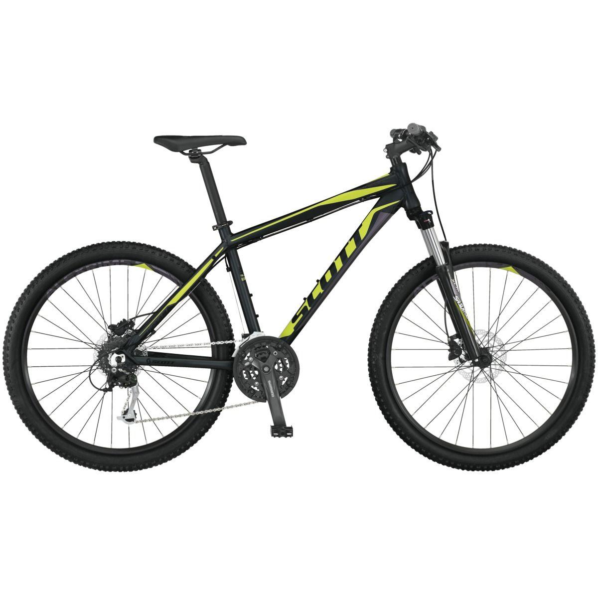 Scott Peak 640 Euro Hardtail Mountain Bike Limited Number Of