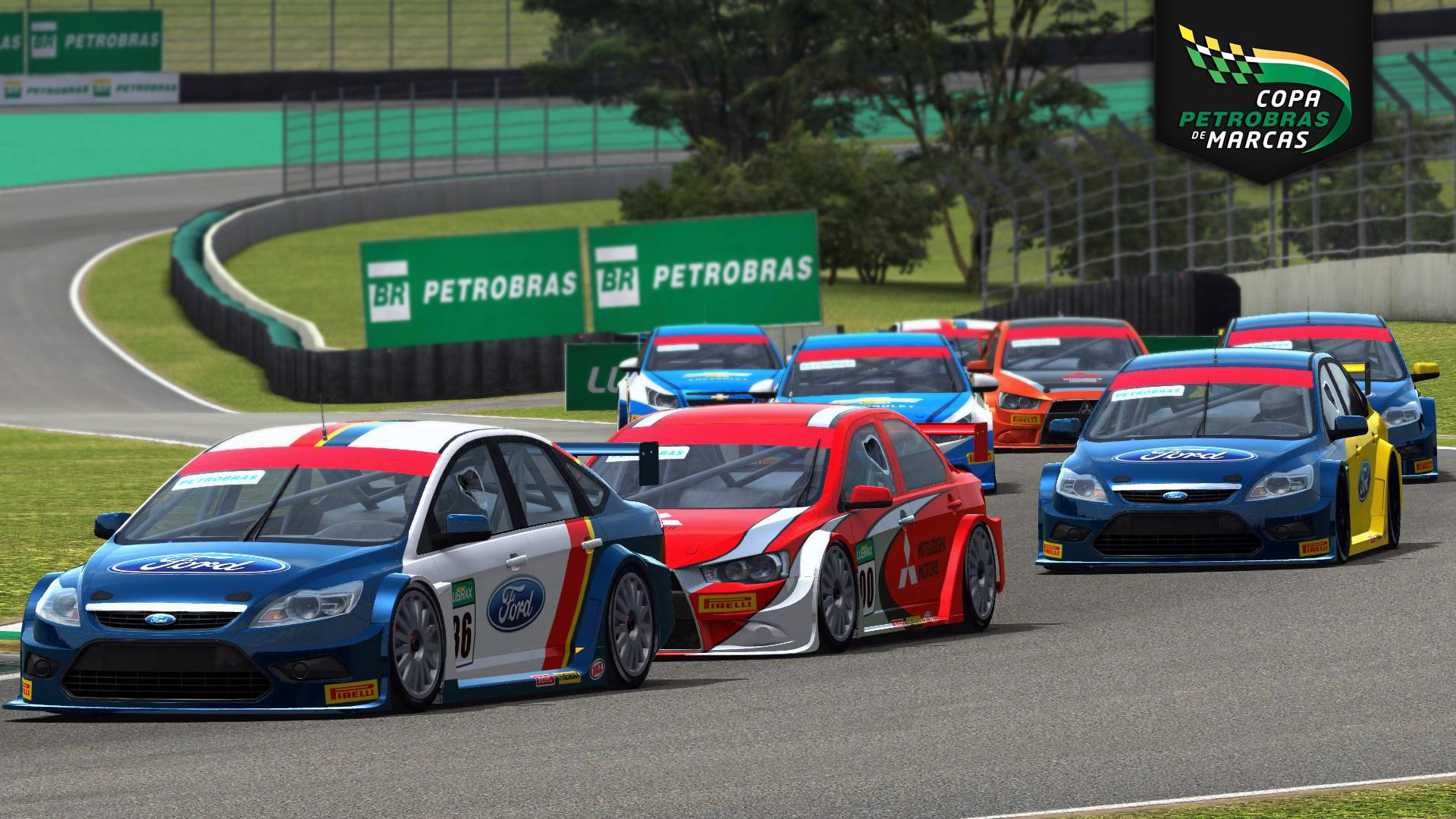 Copa petrobras de marcas racing simulator racing