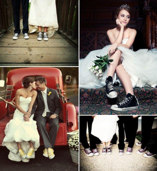 Comfy Wedding Shoe