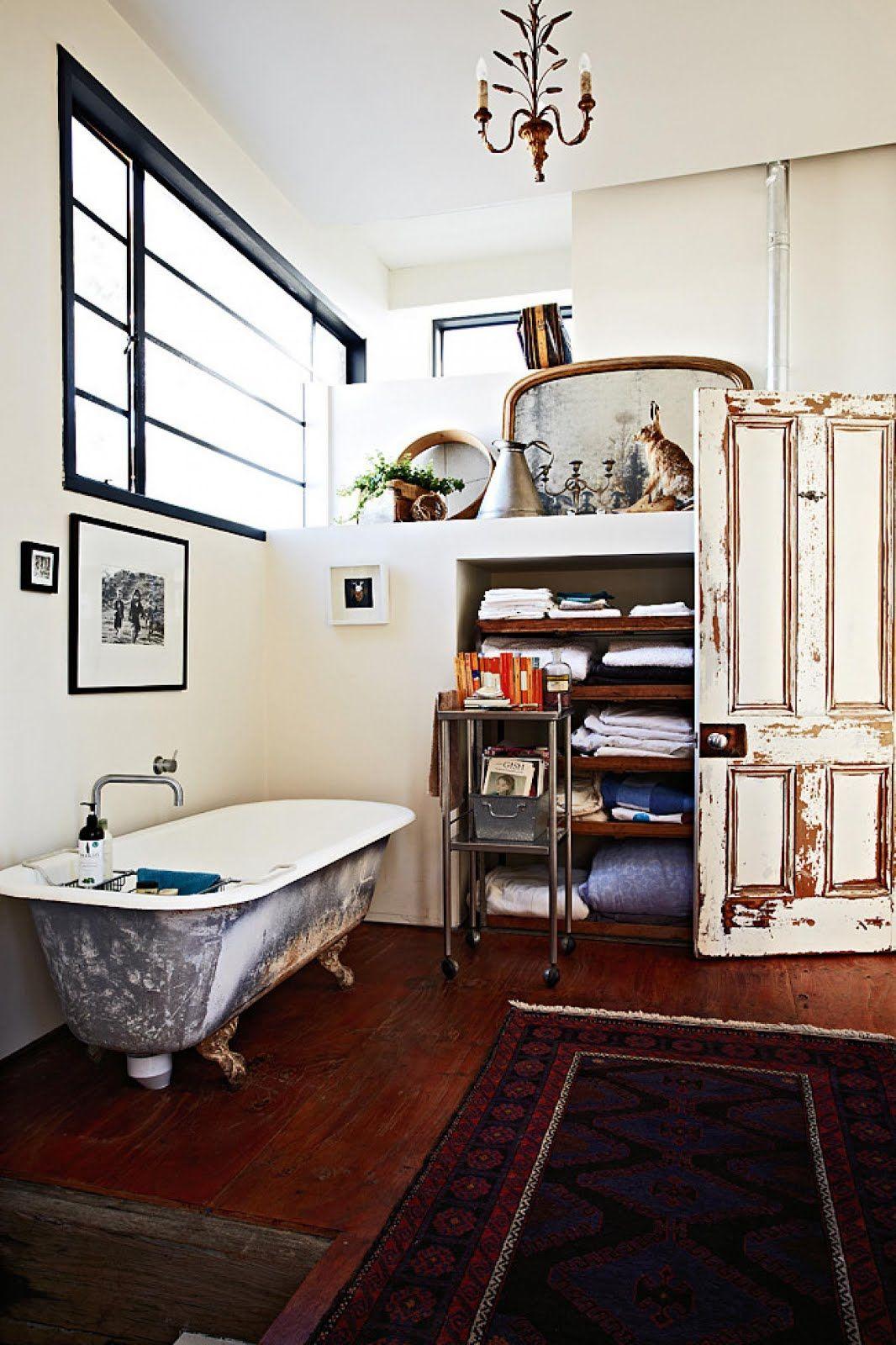 House Envy Adriane Strampp's Inner City Loft and