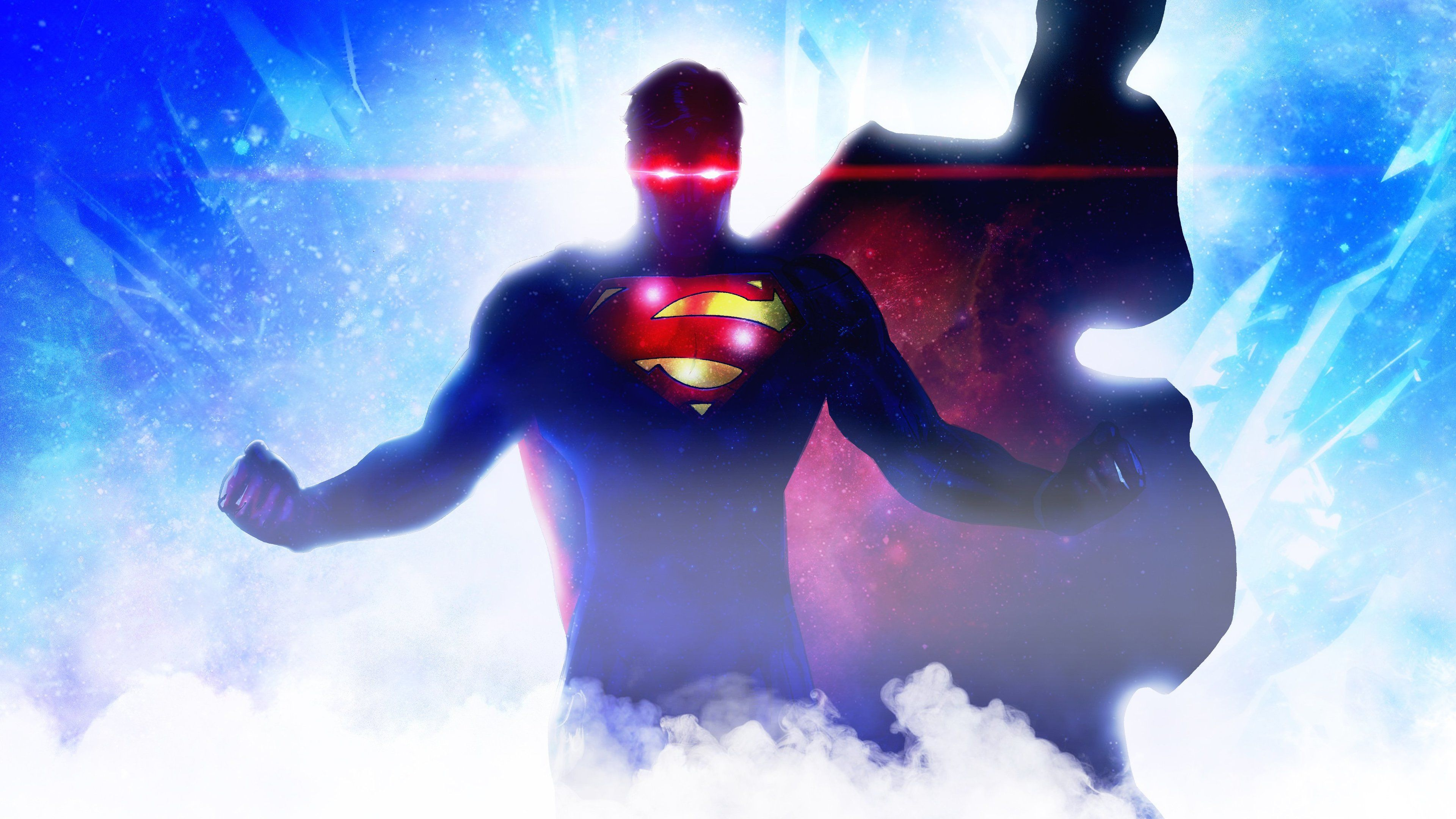 Superman Comic Art 4k superman wallpapers, superheroes