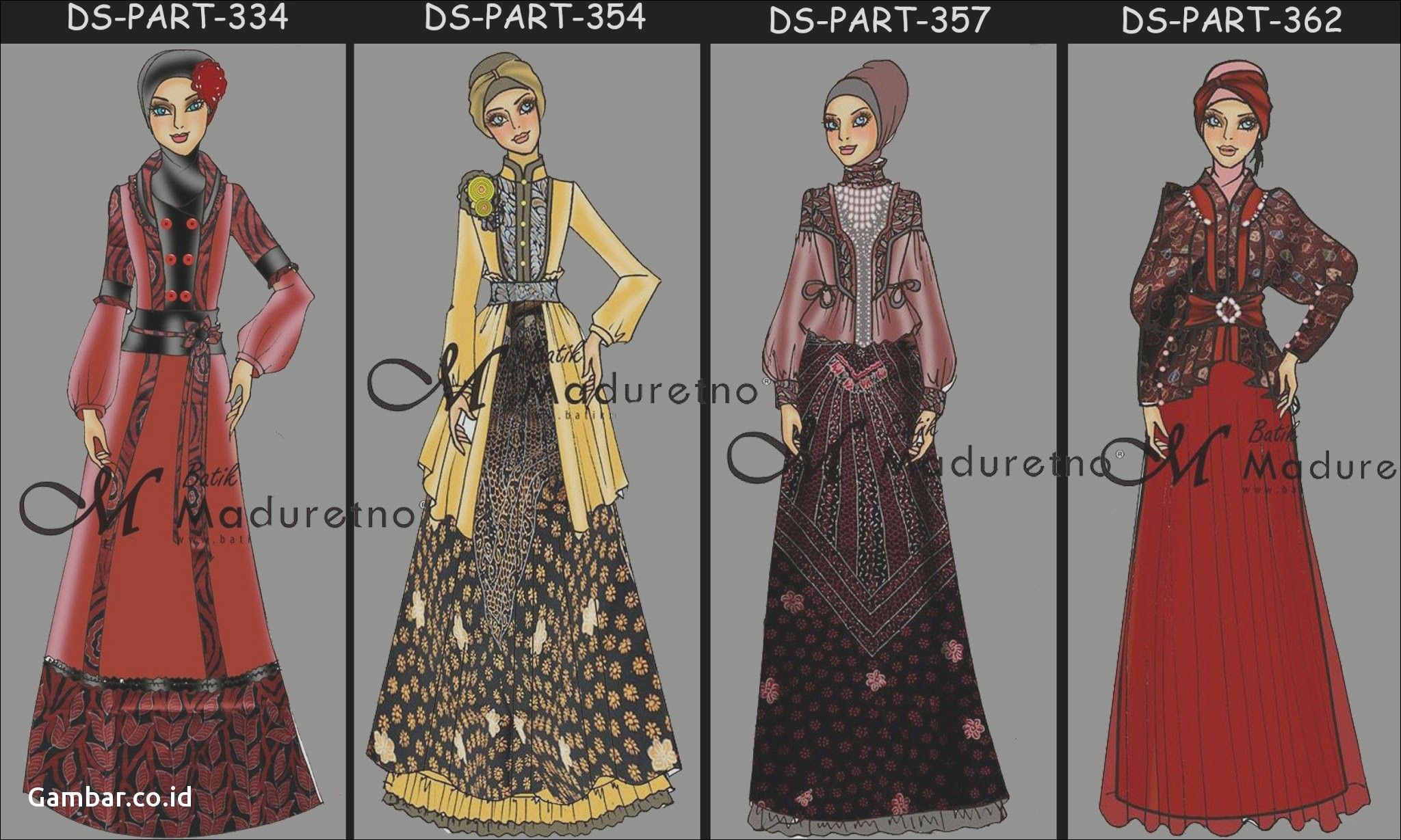 sketsa-baju-pesta-gaun-pesta-batik-muslimah-batik-maduretno-of