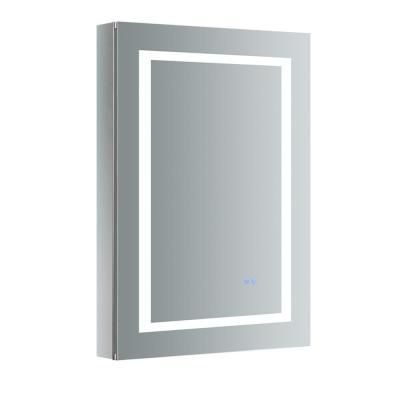 Fresca Spazio 24 In W X 36 In H Recessed Or Surface Mount