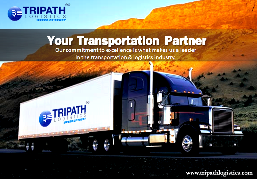 Tripath Logistics stands for the highest service quality