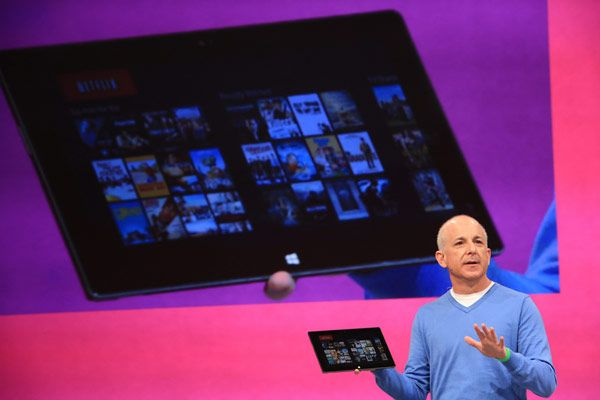 Watch Microsoft's Surface tablet unveiling event in Los