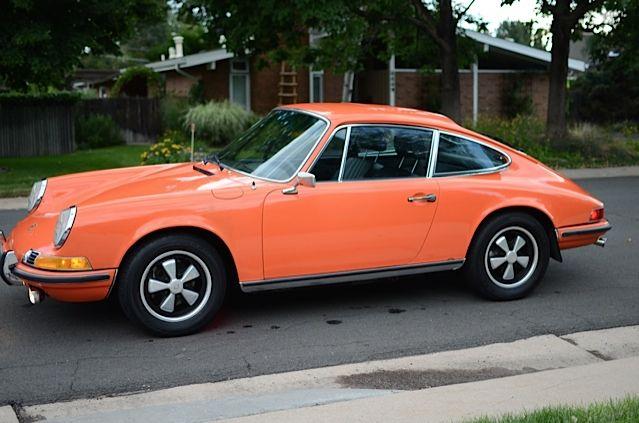 1972 911T Gulf Orange Original Unrestored - Rennlist Discussion Forums