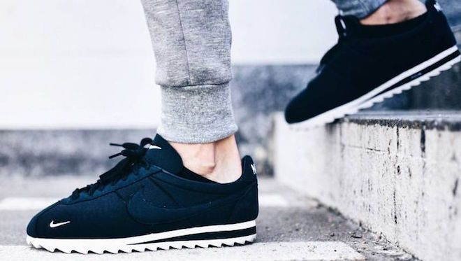 Tendance mode :les Nike Cortez signent leur grand retour chez les modeuses.  Et pas besoin de courir comme Forrest Gump ou skater comme Farrah Fawcett