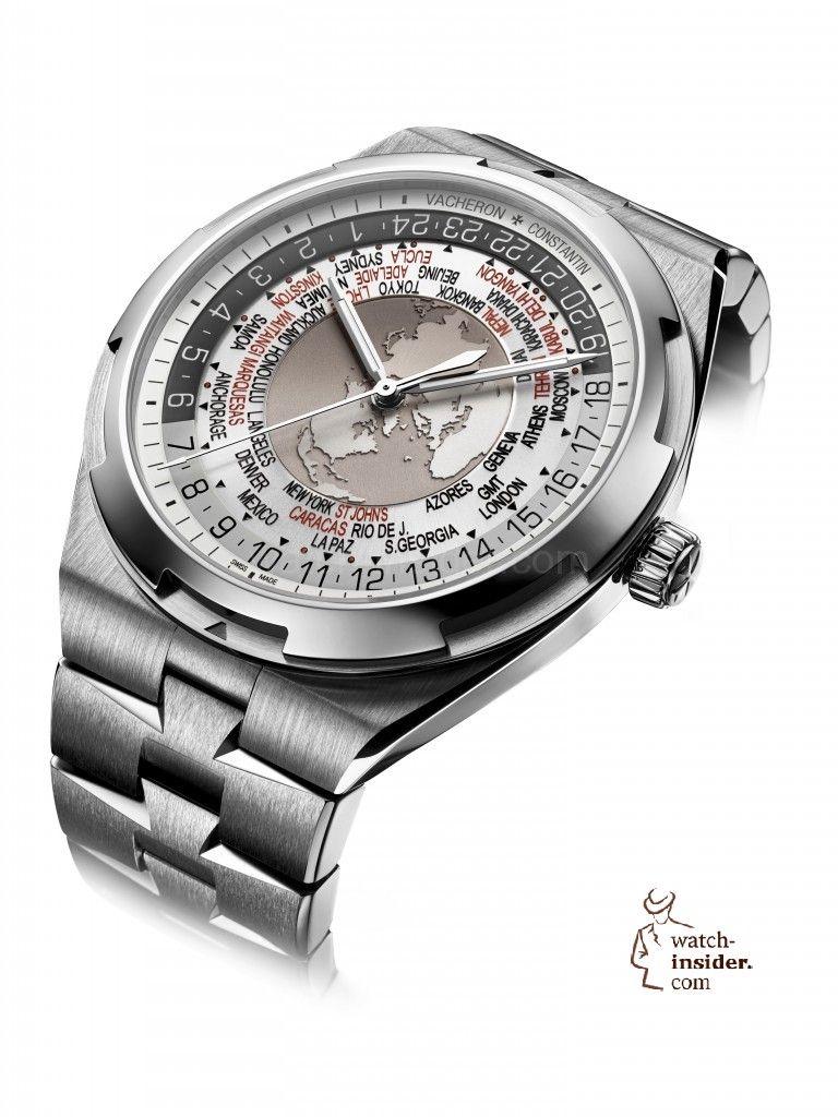 Vacheron Constantin Overseas World Time Watch The Originals b7ed13c2a7