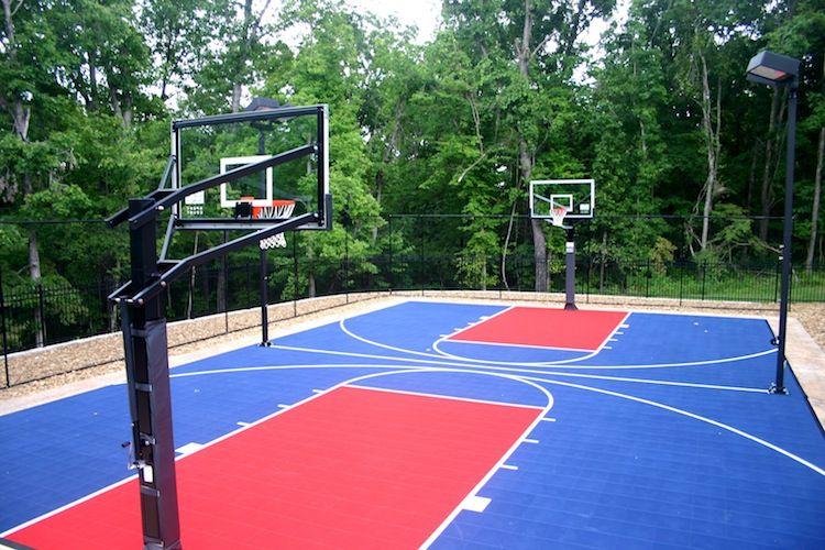 Pin On Outdoor Basketball