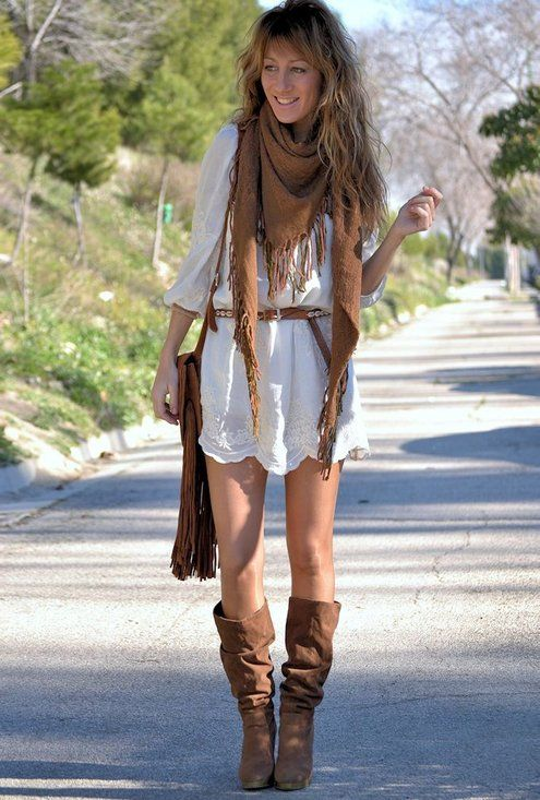 outfit hippie - Buscar con Google ropa jipi Pinterest Outfit - hippies vestimenta