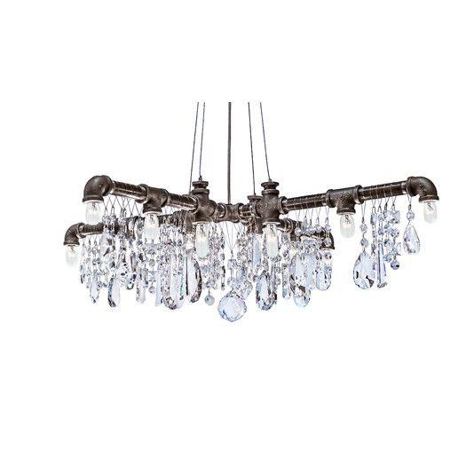 Michael mchale designs tribeca 12 light x chandelier allmodern