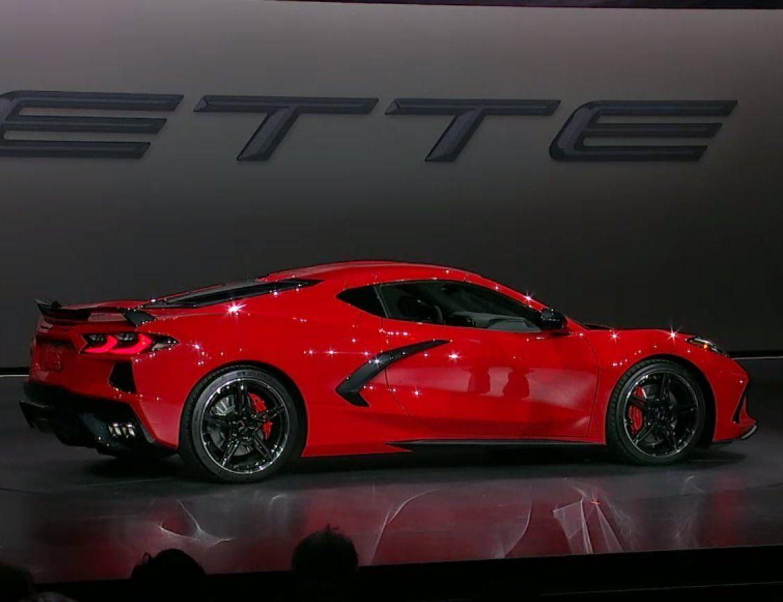 2020 Corvette C8 Corvette Sports Cars Luxury Dream Cars