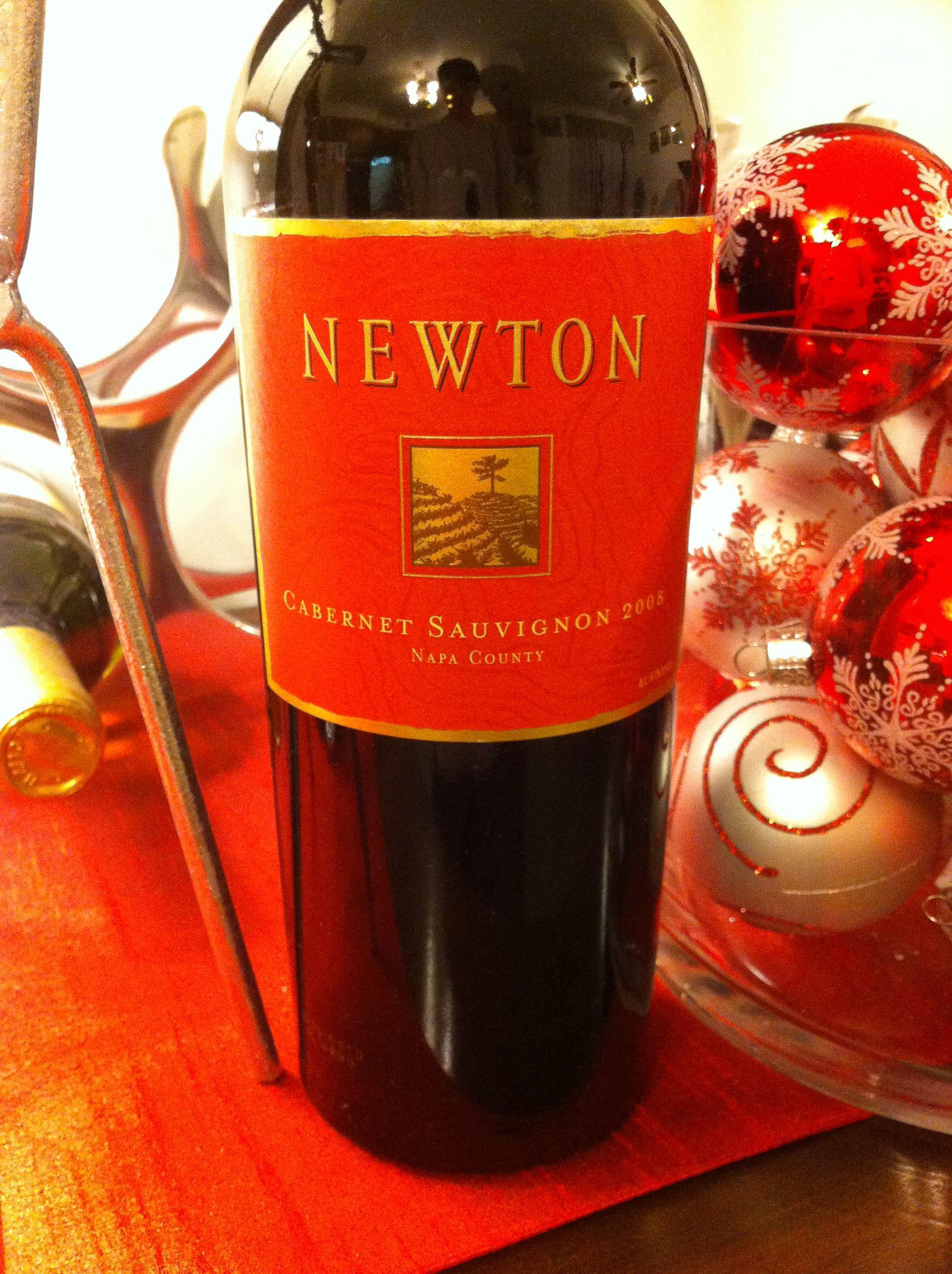 Classic Napa Cab Sauv I Really Enjoyed This Bottle Wine Cocktails Wine Bottle Alcoholic Drinks
