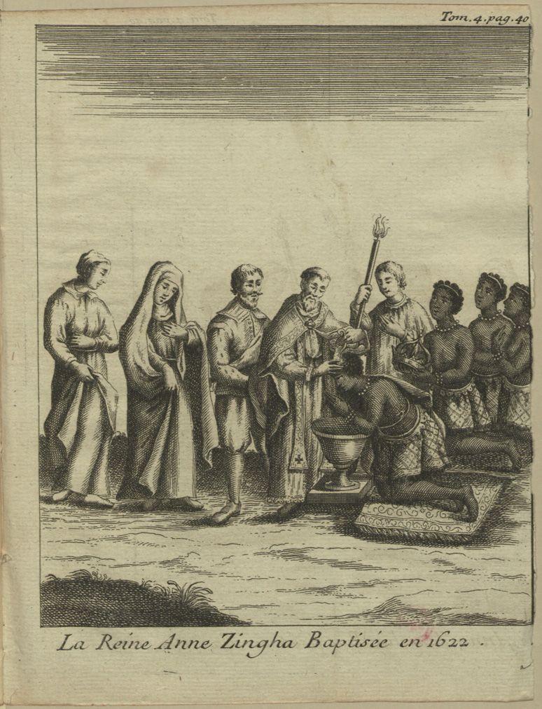 """D.S. XVIII - 108 - 0002_new - Giovanni Antonio Cavazzi (1622-1692) ; Jean-Baptiste Labat,(1633 -1738) – """"Relation historique de l'Ethiopie Occidentale…"""".  A Paris : chez Charles-Jean-Baptiste Delespine, le fils, Libraire, 1732. BNP D.S. XVIII - 108"""
