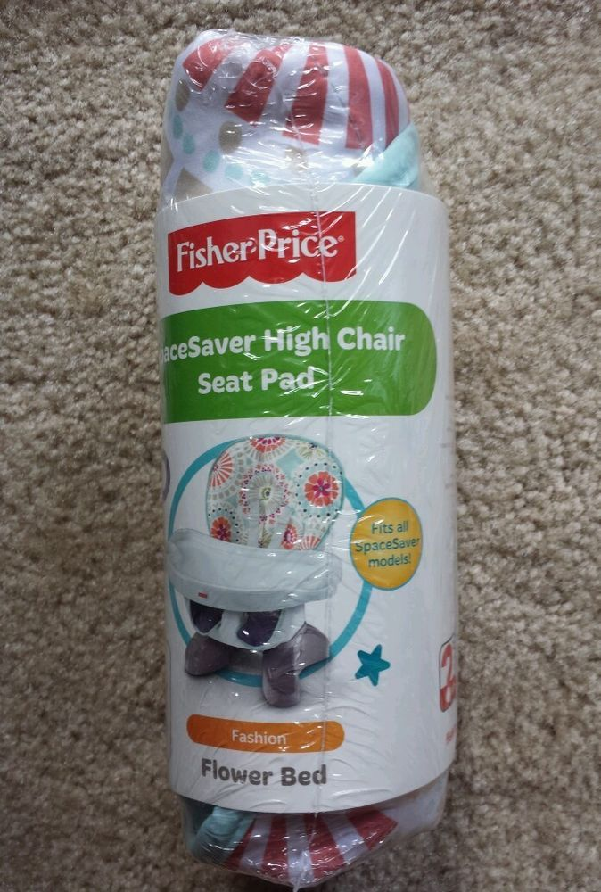 New FisherPrice SpaceSaver High Chair Cover Flower Bed – Fisher Price Space Saver High Chair Instructions