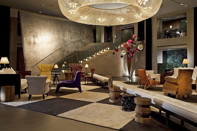 The Old Royalton Hotel By Philippe Starck Nyc Interior Design