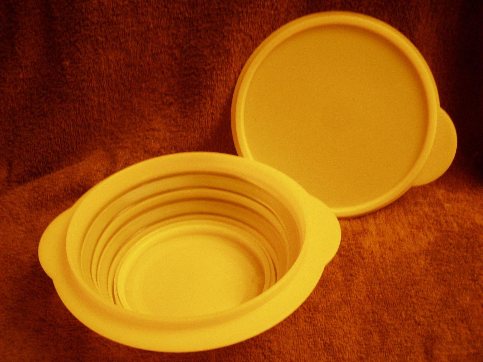 Tupperware küchenhelfer ~ Tupperware cup flatout storage container ebay