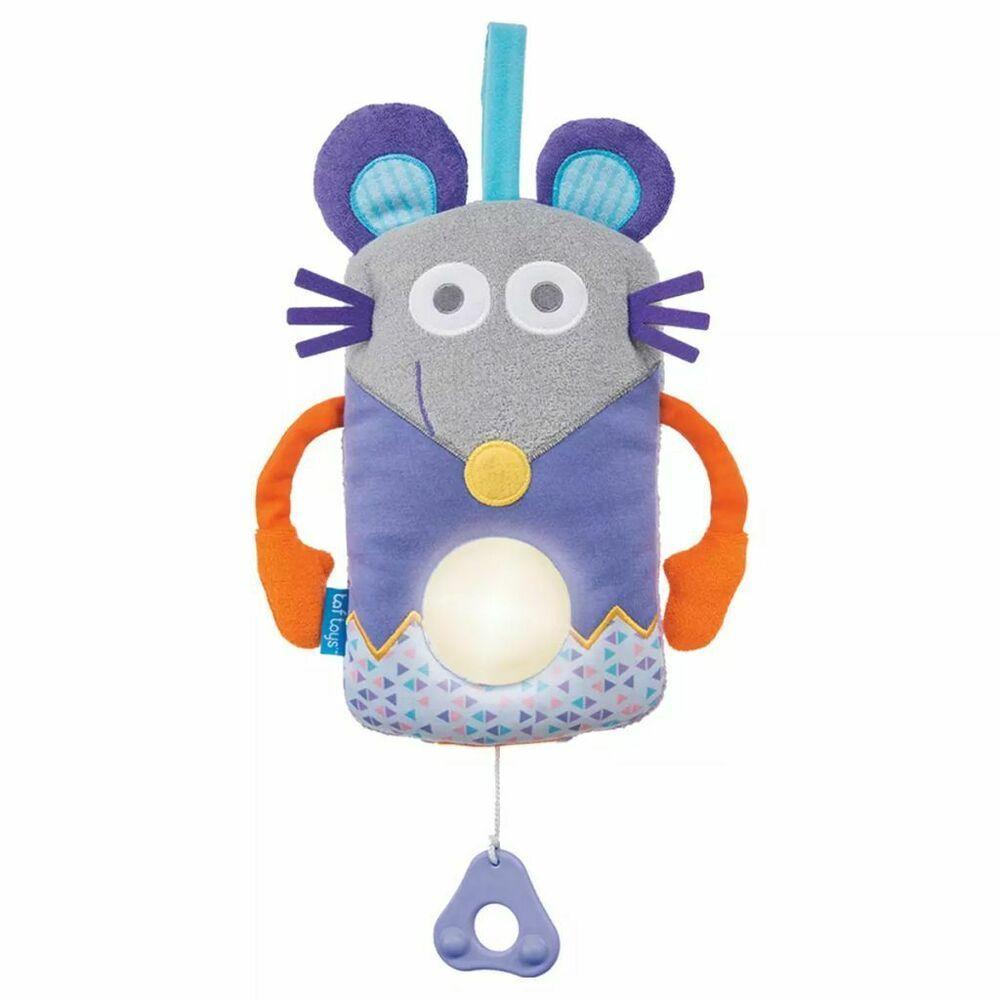 Baby Taf Toys Babymobile Musikmobile Musikalische Einschlafhilfe Maus Babybett 11785