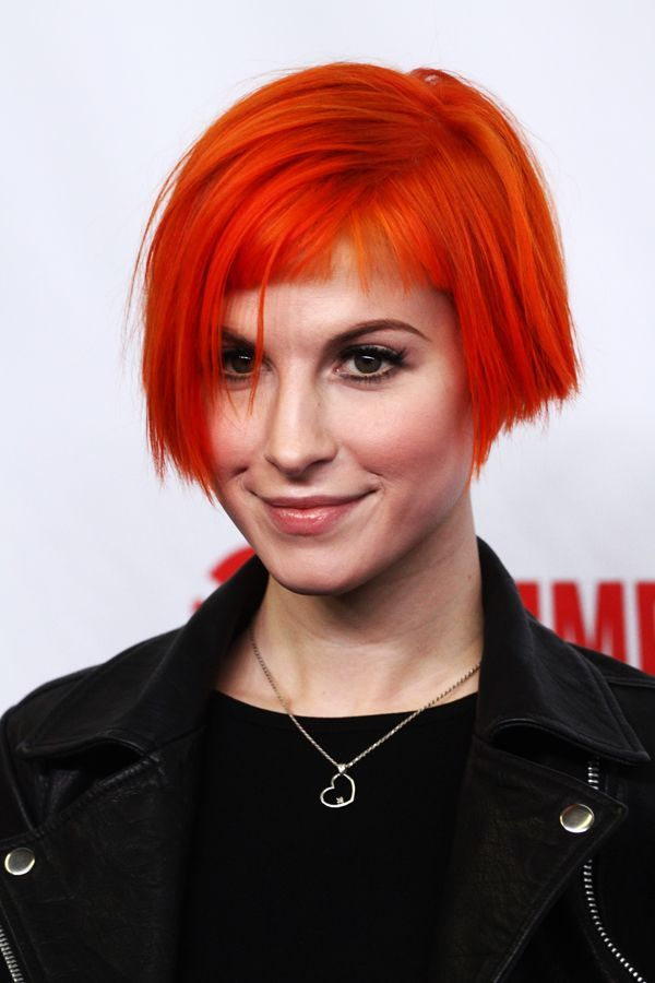 Bright Neon Hayley Williams