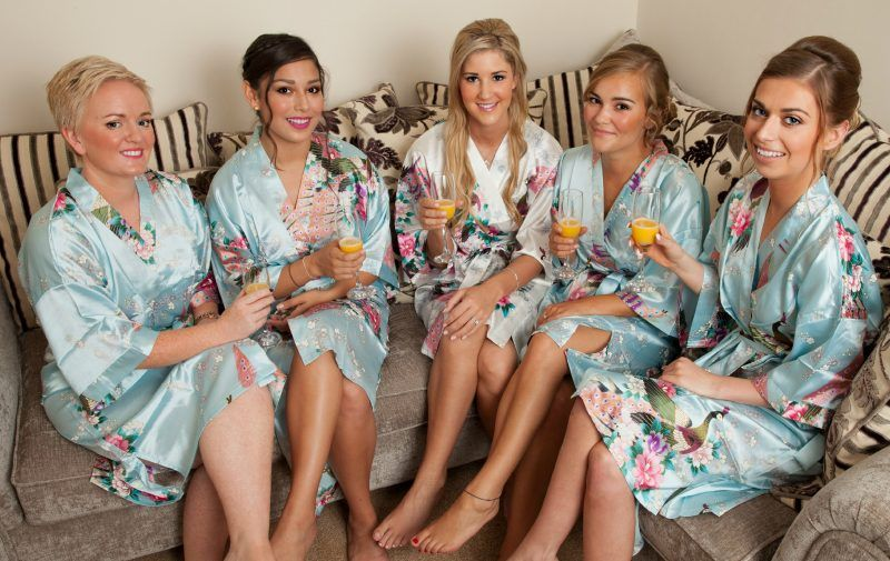 Strike a pose! Robes you and your \'maids can get papped in ...
