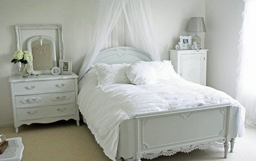 white furniture room. Decorating Ideas For Bedrooms With White Furniture - MelodyHome.com Room