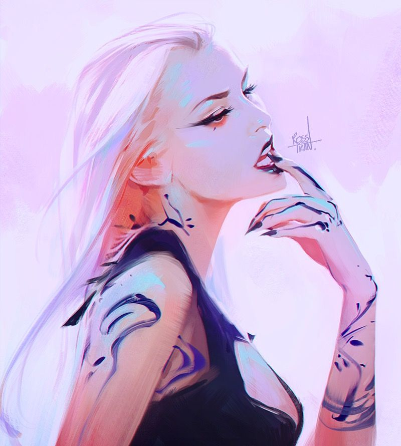 Coral by rossdraws on DeviantArt