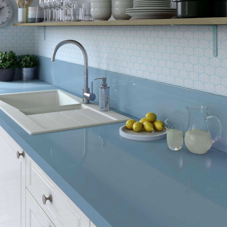Salon bleu baltique: tapis bleu salon la redoute. plan de travail ...